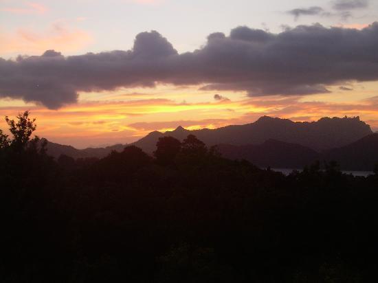 Totaranui : Another Sunrise