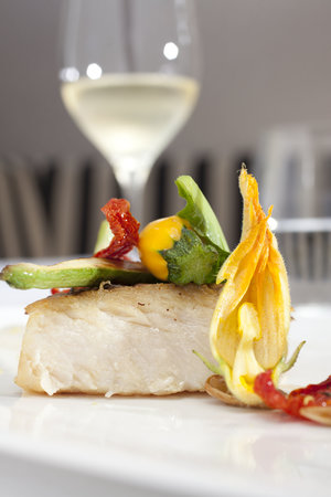 Hernan Gipponi Restaurante: White Salmon