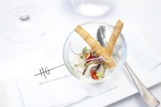 Hernan Gipponi Restaurante: Appetiser