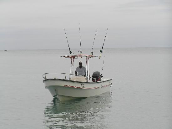 Njoy tours: de boot