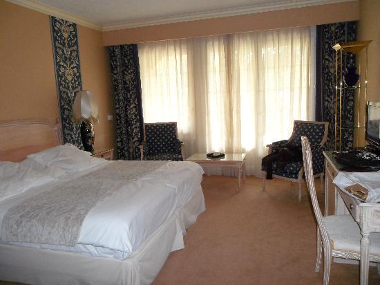 Hostellerie La Cheneaudiere - Relais & Chateaux: chambre