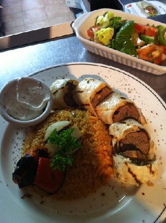 Cafe Istanbul : sarma Kebap