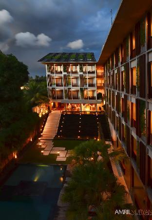 The Haven Bali: Pool View