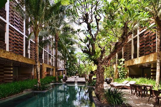 The Haven Bali: Suite Area
