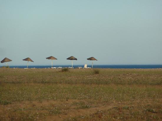 Odile Hotel: The beach @ Odile