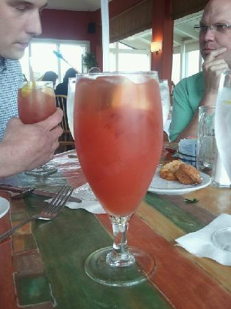 Sunset Grille: Best Bloody Mary!