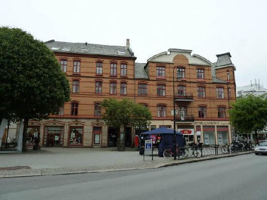 Myhregaarden Hotel: Frontage