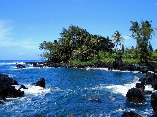 Kahului, Hawaï: Ke'anae Peninsula