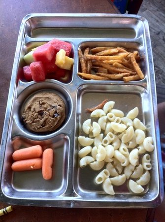 Open Range Grill & Tavern: Cute Kids Meal