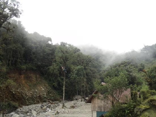 Boquete Tree Trek Mountain Resort: Volando en las Nubes!