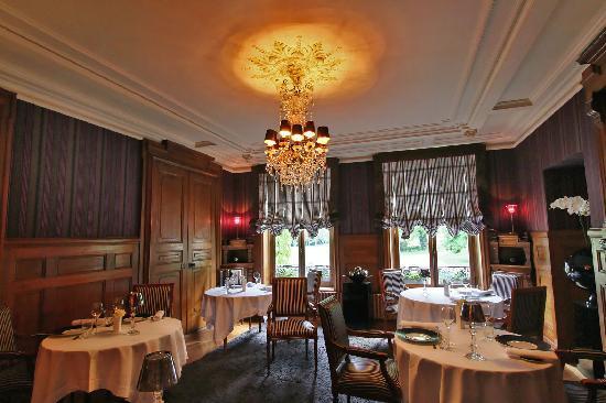 Luneville, Γαλλία: Einer der Restaurant-Säle