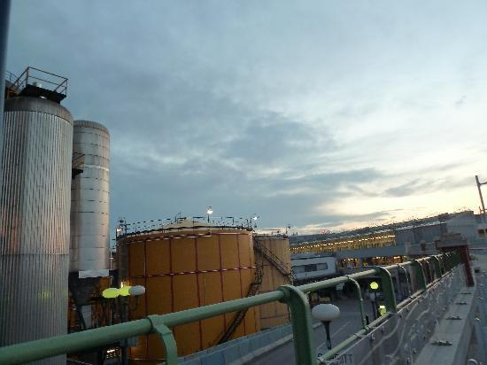District Heating Plant Spittelau: Aussen