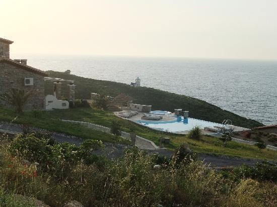 Toxotis Villas: Toxotis pool