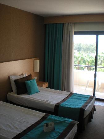Grand Prestige Hotel & Spa: notre chambre