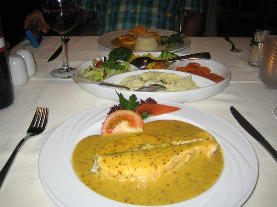 Zaza: Nice meal
