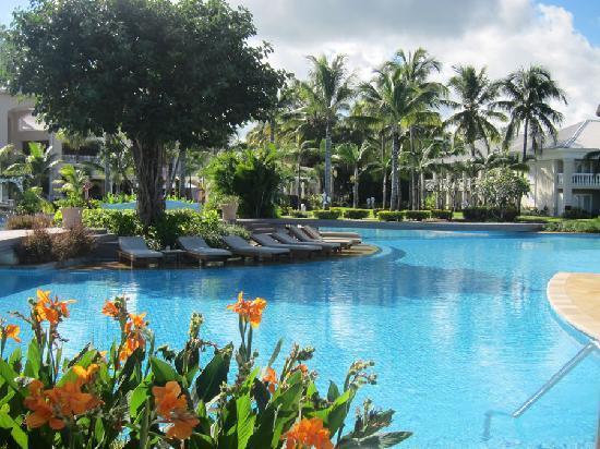 Sugar Beach Mauritius: Poolanlage