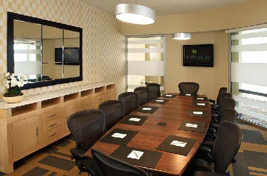 The Belamar Hotel: Wilshire Boardroom