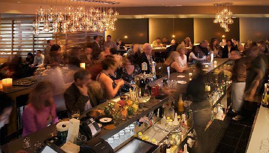 The Belamar Hotel Second Story Bar