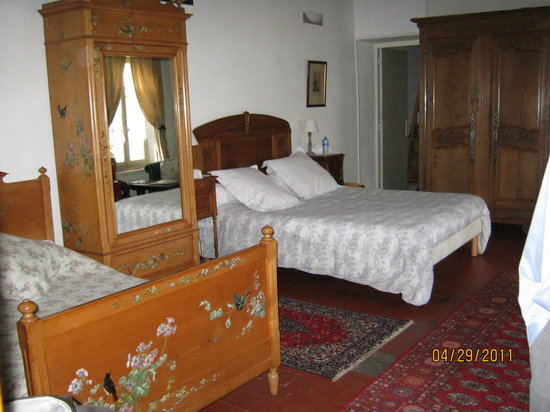 Vernon, Frankrike: our room
