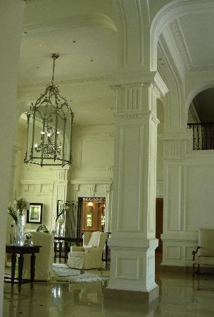 Grand-Hotel du Cap-Ferrat : Lobby