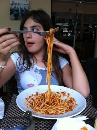 Casanova Pizzeria Ristorante: Spaghetti