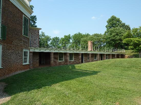 The Kitchen In The Wing Picture Of Thomas Jefferson S Poplar Forest Tripadvisor