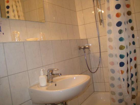 Pension Lindner: Bath