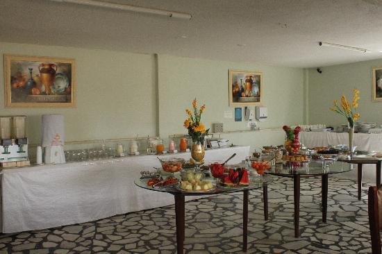 Hotel Marlen: desayuno