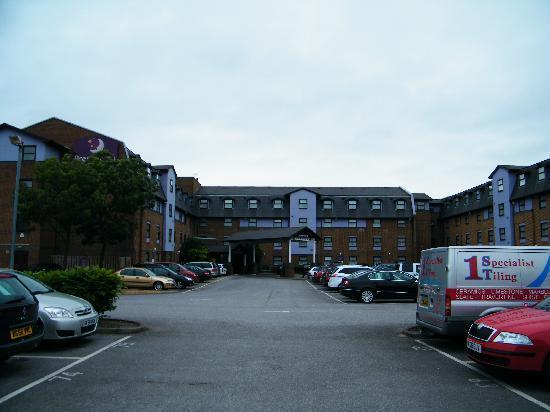 Premier Inn Dover East Hotel: Gatwick