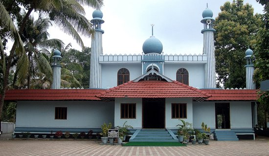 Muziris Heritage - Day Tours : First mosque in India - AD 629
