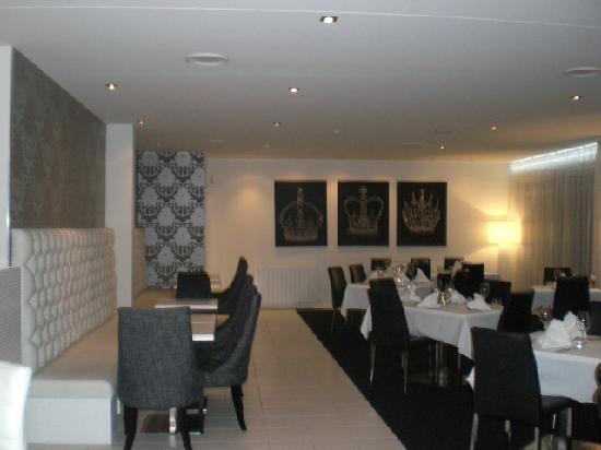 Regent of Rotorua: Regent Dining room most excellent food