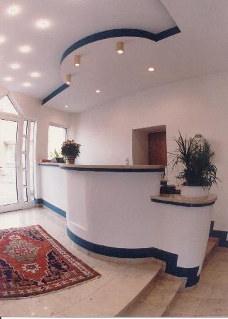 Gasthaus Neupert: Unser Empfangsbereich