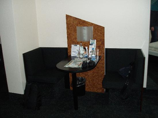Centro Hotel Vier Jahreszeiten: Sitzecke