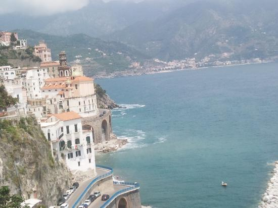 Amalfi, Italien: You take the high road