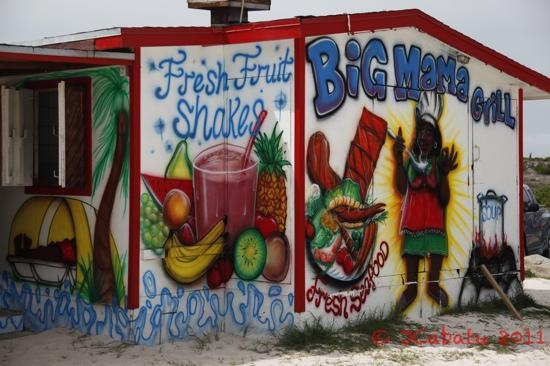 Baby Beach: Big Mama Grill
