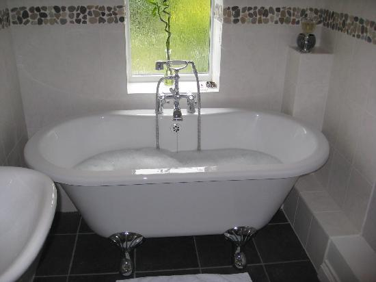Great Snoring, UK: Bath in Wells room
