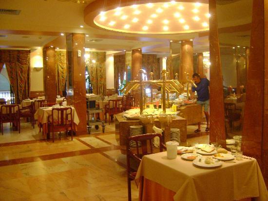 Hotel Dorado Beach & Spa: Restaurant