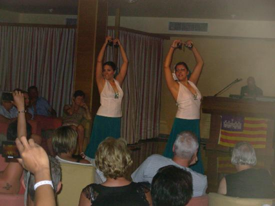 Ilusion Calma : spectacle de danses