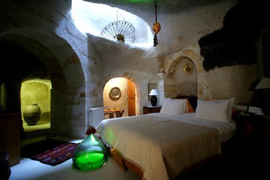 Museum Hotel: Tafana Cave Suite