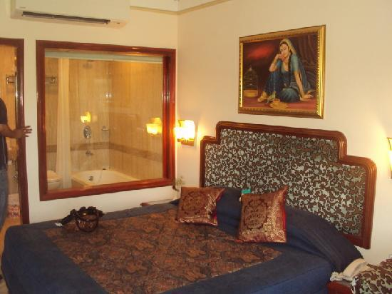 Hotel Hillock: our room