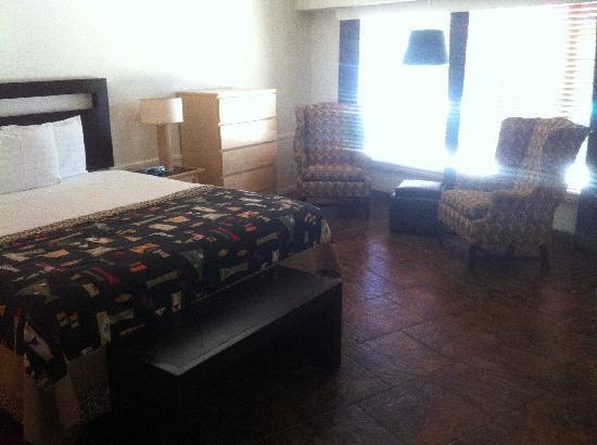 Desert Riviera Hotel: Bedroom