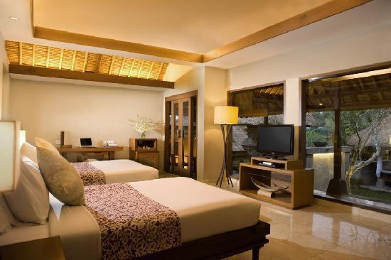 Kamandalu Ubud: Two Bedroom Pool Villa - 2nd Bedroom