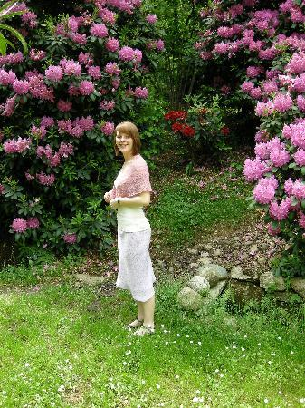 Cascina Cesarina B&B: Photo taken in the garden at Cascina Cesarina