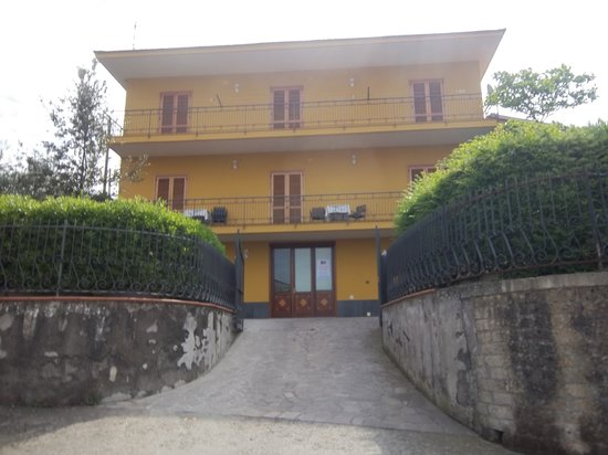 Villa Federica: The Zimer