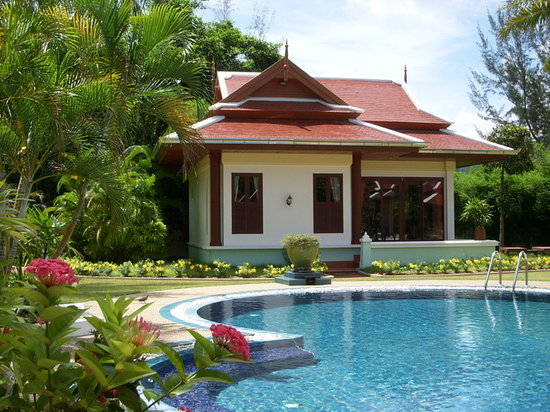 Royal Embassy Resort & Spa: Thai Villa Bungallow