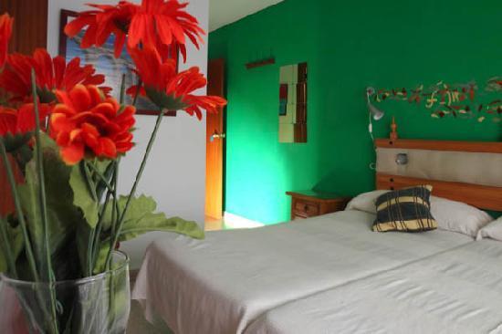 Hostal Altamar: habitacion doble