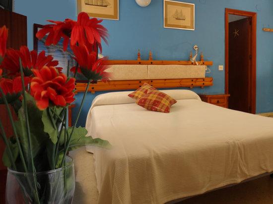 Hostal Altamar: habitacion dobles