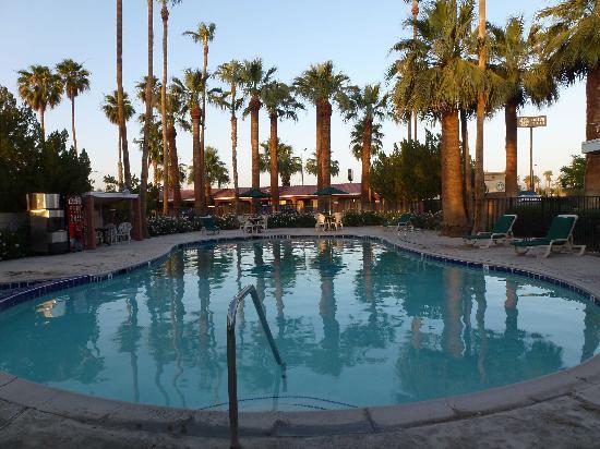 BEST WESTERN Sahara: piscine