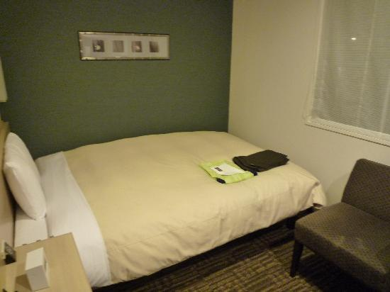 Mitsui Garden Hotel Kyoto Sanjo: single room