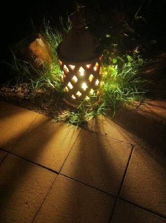 Eden Andalou Hotel Aquapark U0026 Spa: Beautiful Lamps At Night